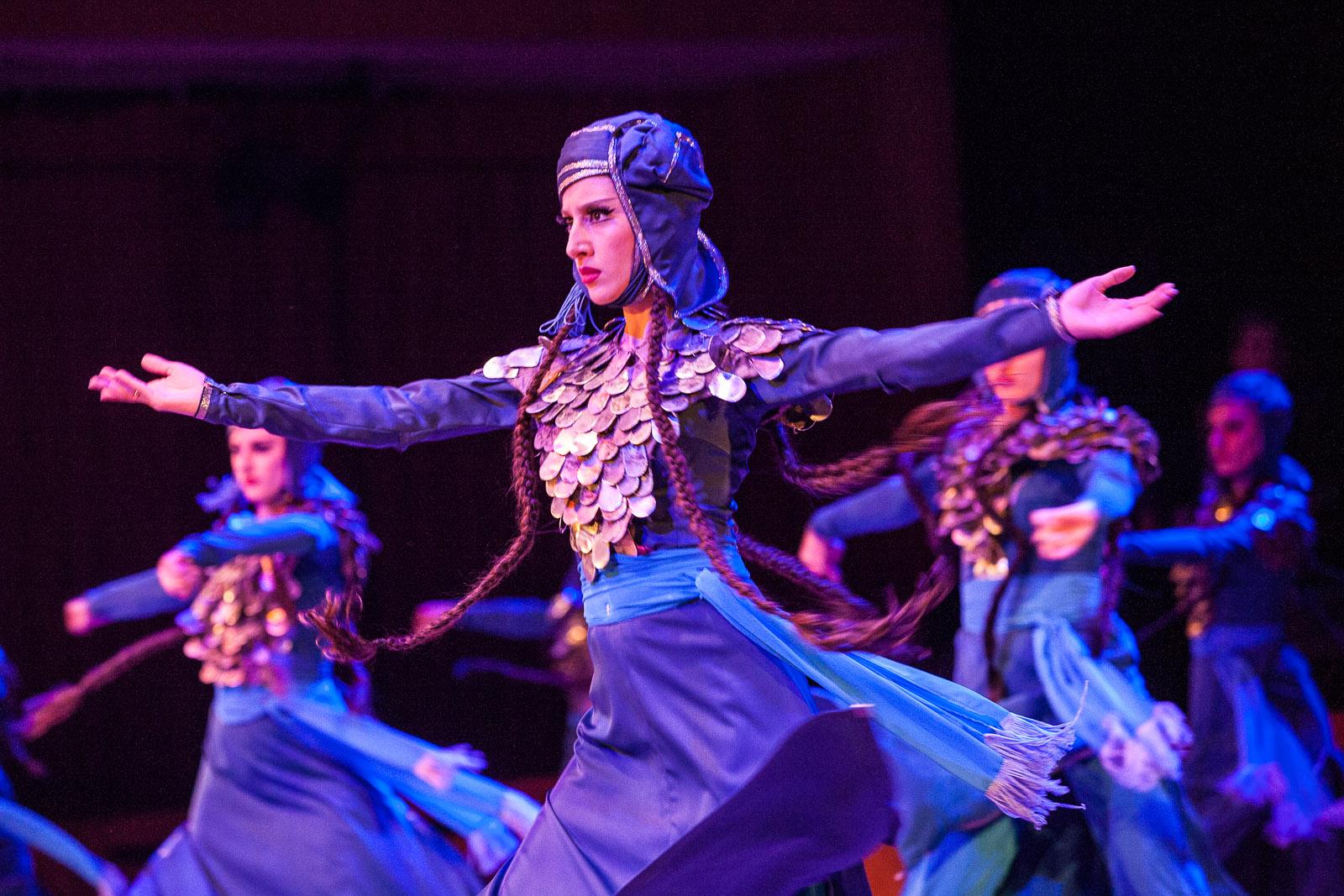 Gruziński Balet Narodowy Sukhishvili