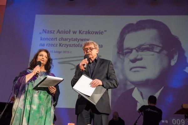 Koncert dla Krzysztofa Globisza