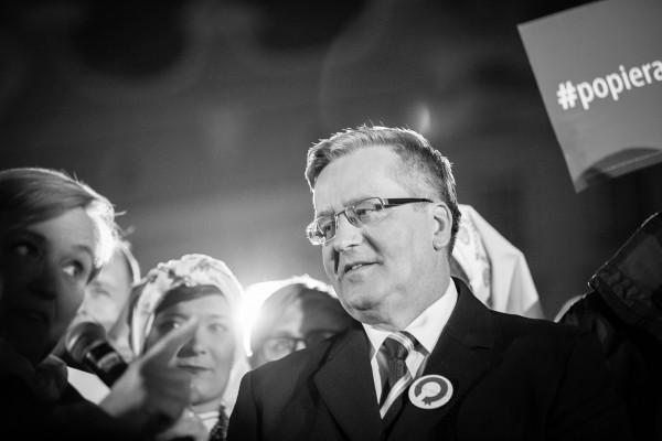 kampania Komorowski