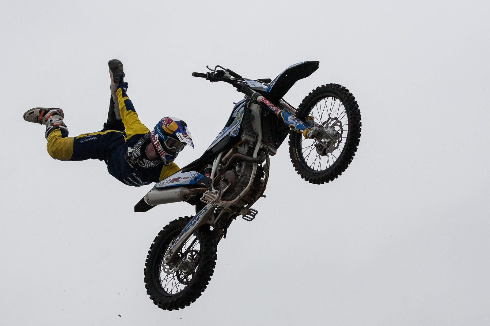 Motocross Freestyle Diverse NIGHT of the JUMPs